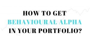 Behavioural alpha, Debt funds and Trust
