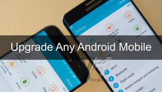 How to Upgrade Any Android Mobile in 6.0 Marshmallow
