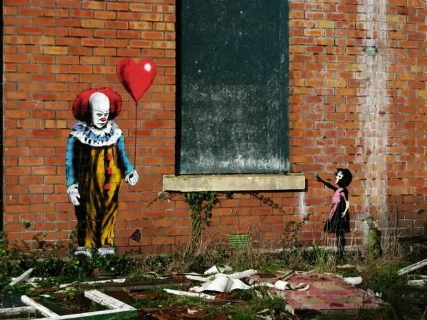 grafiti-pallaso