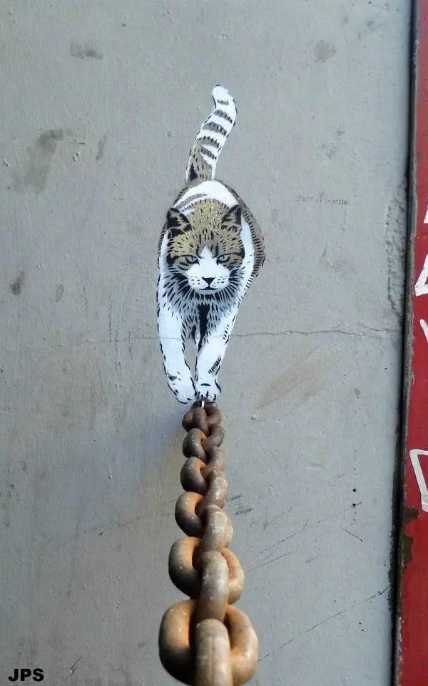 grafiti-gato