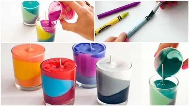 hacer velas con crayolas (1)