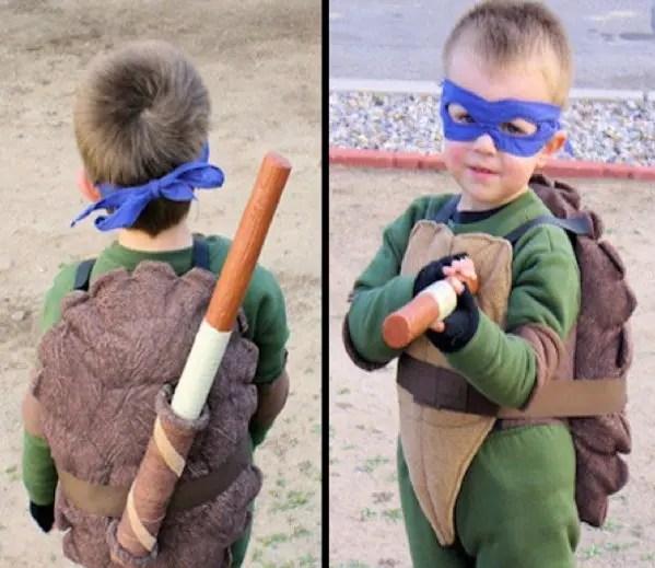niños disfrasados por padres3