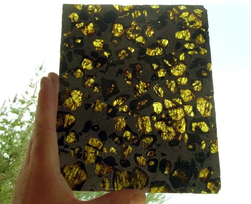 meteorito fukang 6