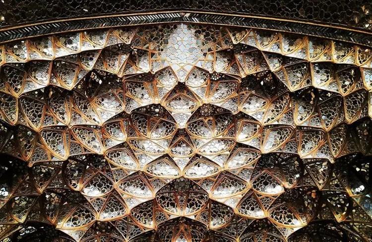 hermosa mezquita en iran 11