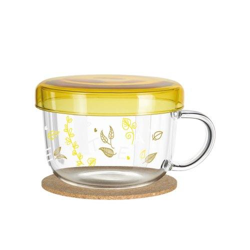 Medium Crop Of Glass Mugs With Lids