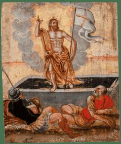 RESSURREZIONE DI CRISTO