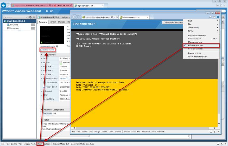 webclient-html5-console-for-internet-explorer