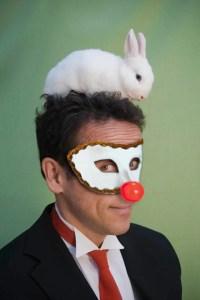 Délire carnavalesque par Philippe LELOUCHIER (Belgique) @ Le petit chapeau rond rouge