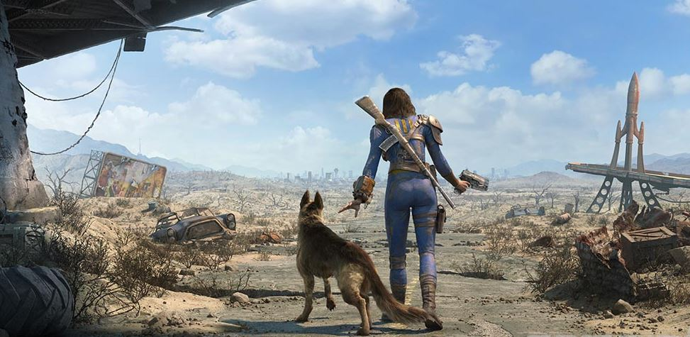 Download Fallout 5|4 game Free PC|Laptop|PS4|XboxOne|windows8|10