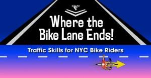 BikeLaneEnds