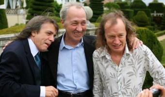 Os Irmãos Young - AC/DC