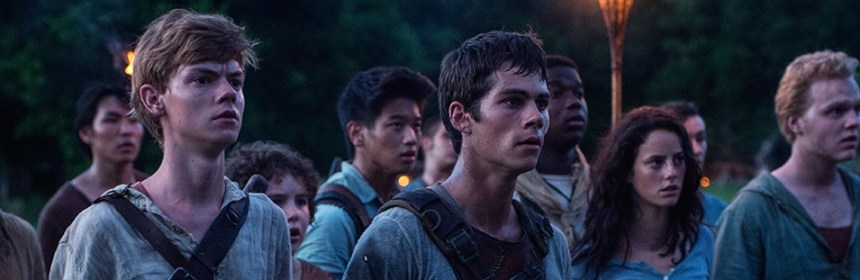 The Maze Runner / Le Labyrinthe