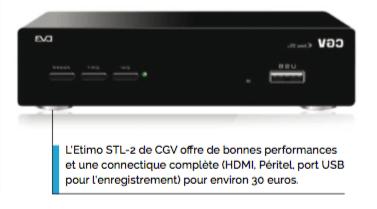 article CPC Hardware sur CGV Etimo STL-2