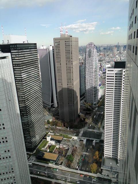 Japan - Tokyo Metropolitan Government Offices (12).JPG
