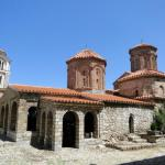 Monastery of Saint Naum in Ohrid–Macedonia