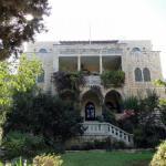 Houses of Talbiyeh : Jerusalem