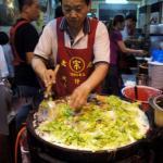 Ningxia Night Market : Taipei