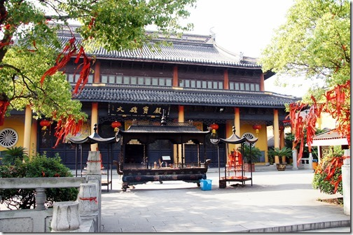 ZhouZhuang watertown - Shanghai-090