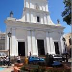 Cathedral de San Juan Bautista : Old San Juan