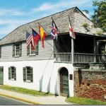 Oldest European House in America : Saint Augustine – Florida