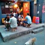 Beijing Hutongs : Fangjia, Nanluoguxiang and Wudaoying