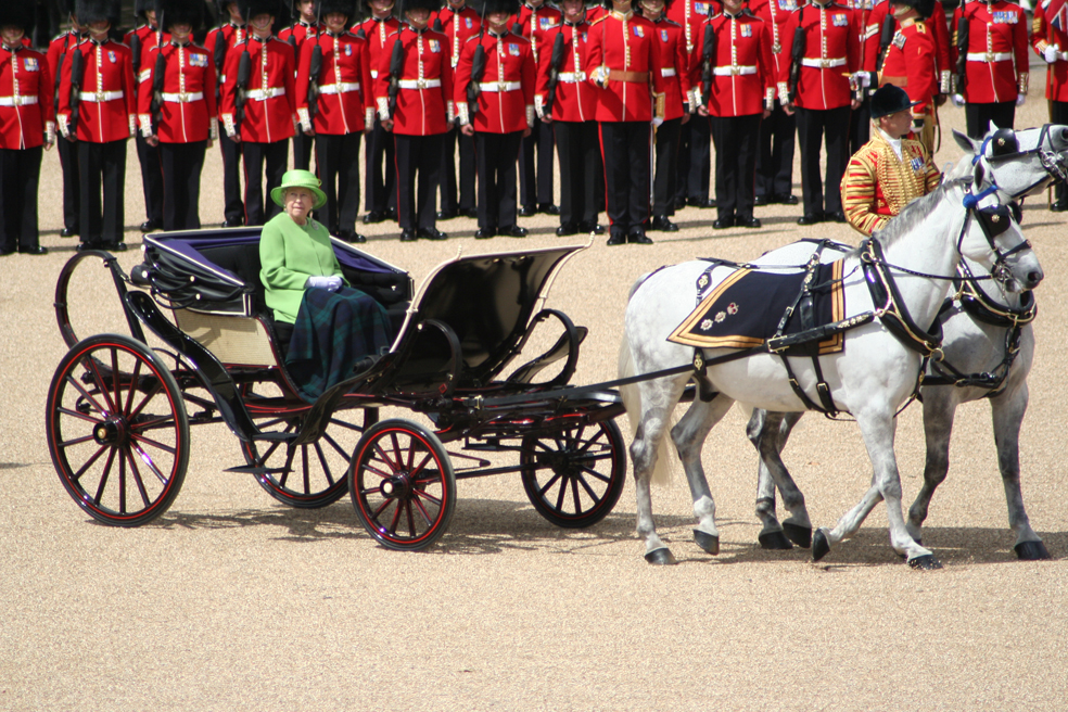 Cumpleaños Reina Inglaterra