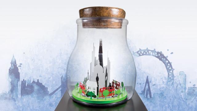 ¡Busca los frascos de sueños escondidos por Londres!