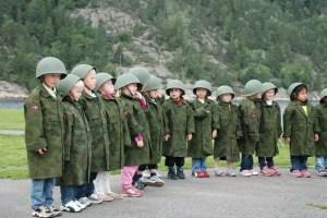 Tunnelsafari for barn @ Oscarsborg Hotel & Resort | Akershus | Norge