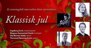 Lokale stjerner: Klassisk jul @ Smia Flerbrukshus   Akershus   Norge