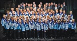 Sommerkonsert med Sølvguttene og Drøbak Mannskor @ Drøbak Kirke   Akershus   Norge