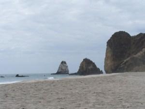 One of the beaches in Manta The Sun Route in the Coastal Region of Ecuador © Carmen Cristina Carpio Tobar