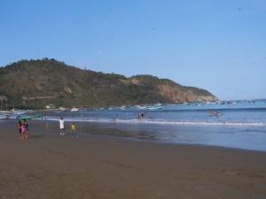 Puerto Lopez The Sun Route in the Coastal Region of Ecuador © Carmen Cristina Carpio Tobar