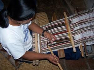 Talented weavers Otavalo, Ecuador © Carmen Cristina Carpio Tobar