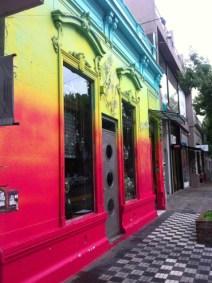 Gorgeous decor, Palermo Soho in Buenos Aires.