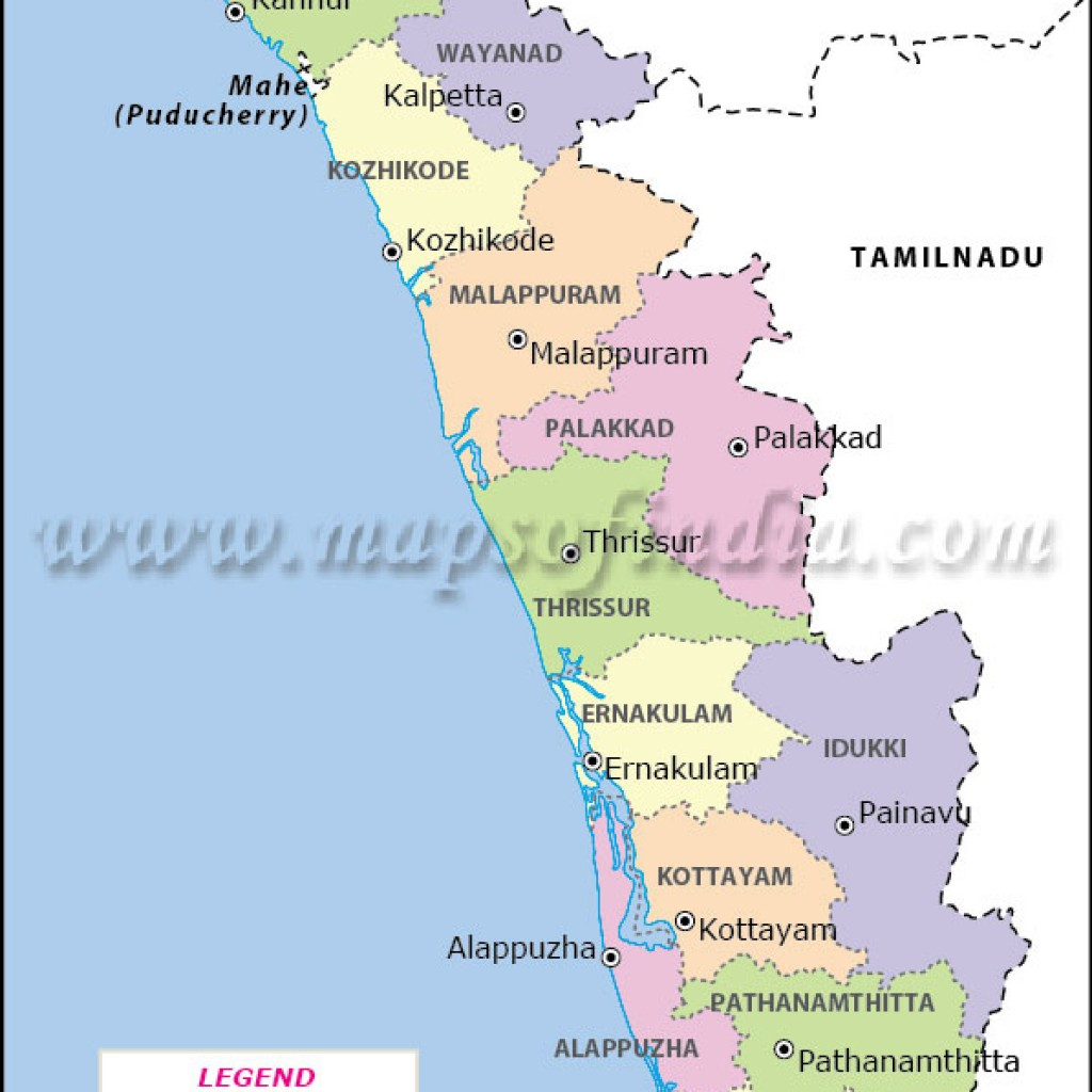 kerala-district-map