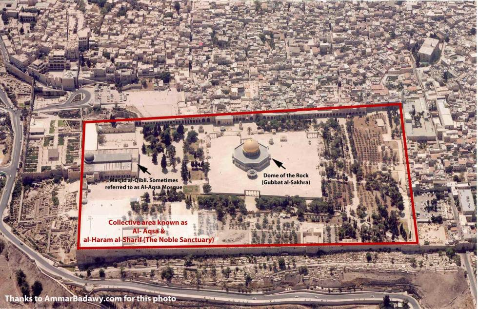 Al+Masjid+Al+Aqsa+-+Explanation