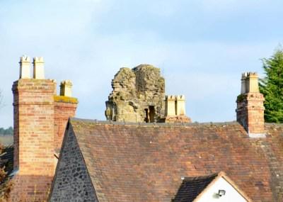 Much Wenlock Rooftops