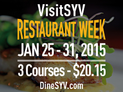 Santa Ynez Valley Restaurant Week