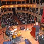 28 ottobre 2012 - Lorenzo Tucci Trio Tranety guest Fabrizio Bosso