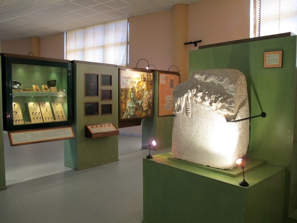 Sezione Archeologica
