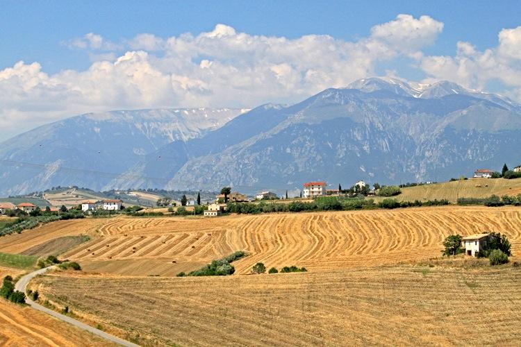 Castel Frentano - Martin Moore