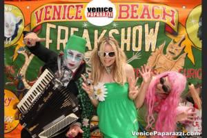 Venice Beach Mardi Gras