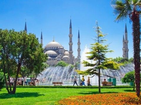 Транзит через Стамбул