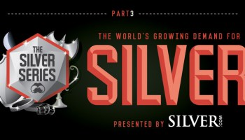 The Silver Series: World's Growing Demand For Silver (Part 3 of 4)