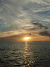 Sunset at Key West I