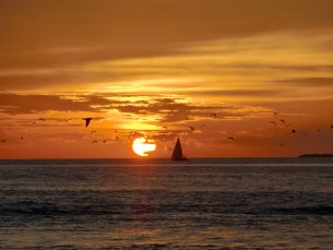 Sunset at Key West II