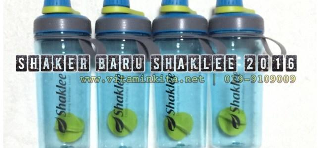 Shaker Baru Shaklee 2016