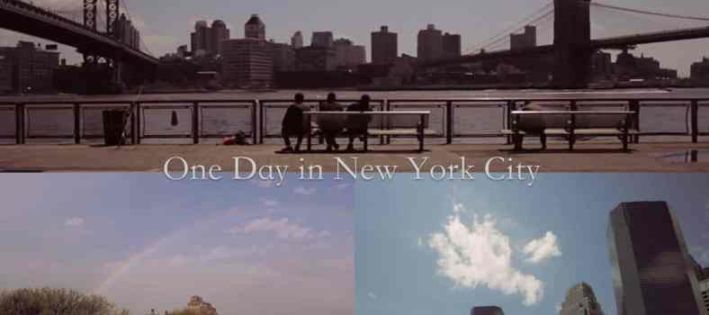 One Day in New York City
