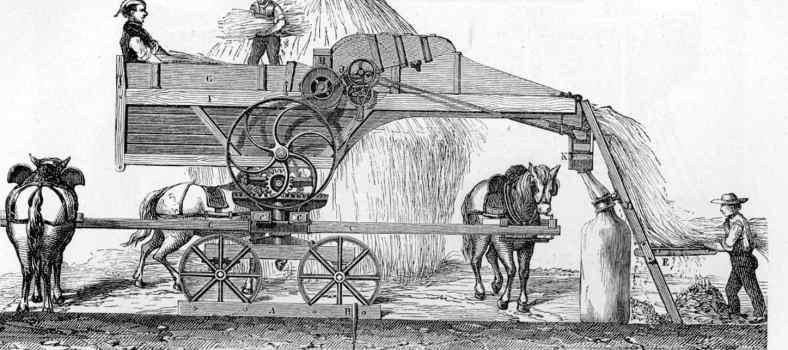 Trebbiatrice Batteuse_1881