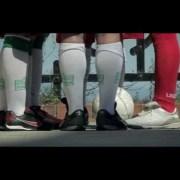 Gigi Riva, un ragazzo speciale del 1970 tra gli Special Olympics